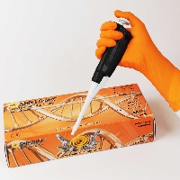 SHIELDskin™ ORANGE NITRILE™ 300
